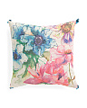 20x20 Patterson Floral Pillow