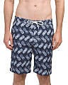 Swami Sketchy Pineapple Board Shorts