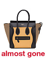 Made In Italy Luggage Leather Handbag