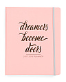 Dreamers Become Doers Planner
