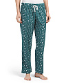 Cozy Fleece Pajama Pants