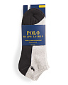 3pk Low Cut Athletic Socks