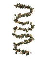 20ft Metallic Pinecone Garland