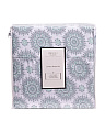 Athena Medallion Sheet Set