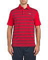 Flagstick Stripe Polo