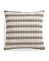 Made In India 20x20 Piper Pillow