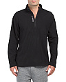 Quarter Zip Microfleece Shirt