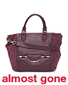 Zurich Convertible Leather Shopper