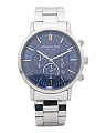 Men's Chronograph Bracelet Watch