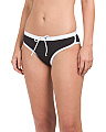 Contrast Trim Swim Bottom