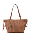 Aahama Leather Tote