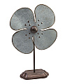 Galvanized Garden Fan