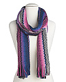 Made In Italy Zig Zag Luxury Scarf