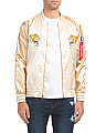 Tiger Souvenir Flight Jacket