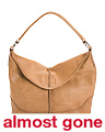 Cara Leather Hobo