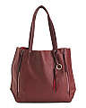 Bleeker Leather Tote