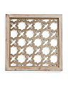 Quatrefoil Wall Panel