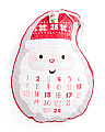 Kids 25x19 Santa Advent Pillow
