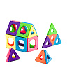 24pc Toy Magnetic Tile Set