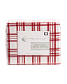 Cotton Flannel Julian Sheet Set