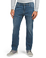Standard Stretch Straight Leg Jeans