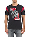 School Tiger Football Tee