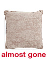 20x20 Textured Chenille Pillow