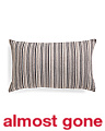 16x26 Textured Stripe Pillow