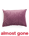 18x24 Embossed Velvet Pillow