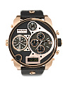Men's Mr.Daddy Oversized Case Rose Gold Tone Watch