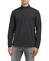Quarter Zip Performance Top