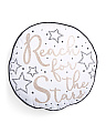 Kids Reach For The Stars Pillow