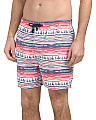 Horizontal Sailboat Swim Trunks