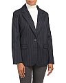 Juniors Menswear Inspired Blazer