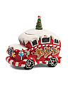 Gingerbread Truck Cookie Jar