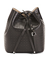 Blair Blake Leather Crossbody