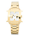 Women's Swiss Made Estelle Logo Case Bracelet Watch