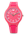 Women's Day Dreamer Silicone Strap Watch
