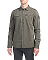Saboor Long Sleeve Woven Shirt