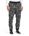Paint Splatter Fleece Joggers