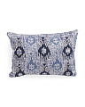 Made In India 14x20 Woven Pillow