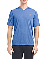 Threadborne V-neck Short Sleeve Tee