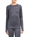 Crew Neck Base Layer Top