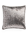 Made In USA 22x22 Velvet Pillow