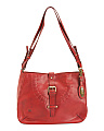 Los Altos Leather Hobo