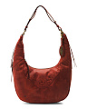 Leather Tanvi Hobo