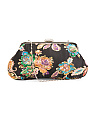 Gem Floral Evening Bag