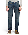 504 Regular Stretch Straight Jeans