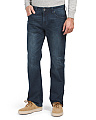 Flex Stretch Straight Leg Jeans With Pockets