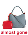 Made In Spain Leather Hobo